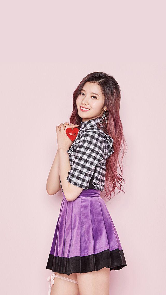 Hm54 Pink Sana Girl Kpop Twice Asian Kpop Girl Wallpaper Girl