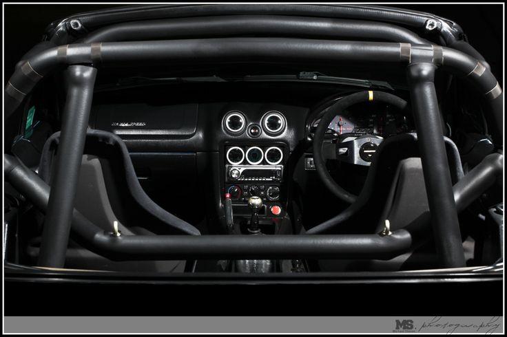 NB Mazda Miata Custom Interior