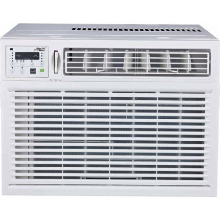 Arctic King WWK-25CRN1-MI4 25,000-BTU Room Window Air Conditioner w/Remote Control, White