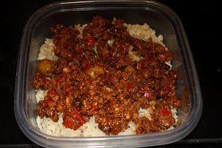 Tales of a Wannabe Vegetarian: Vegetarian Picadillo