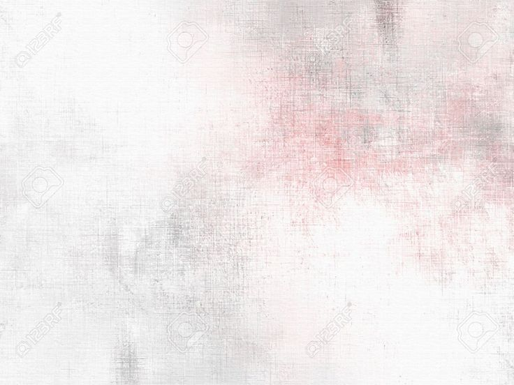 Soft Watercolor Background White Grey Pink Abstract Pale