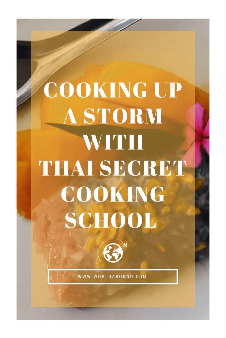 Thai Secret Cooking School | Thailand | Chiang Mai | Things to do