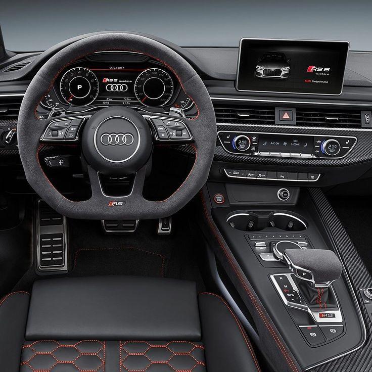 Audi RS 5 Coupé 2018 Gran Turismo da grife RS foi lançado no Salão de Genebra e oferece motor 2.9 TFSI V6 biturbo com 450 cv de potência e torque máximo de 600 Nm. O modelo de topo da família A5 acelera de 0 a 100 km/h em 39 segundos. E com o pacote opcional RS dynamics chega a uma velocidade máxima de 280 km/h. O motor é acoplado com transmissão tiptronic de oito velocidades com ajuste esportivo para o sistema de tração permanente quattro que distribui a força de forma assimétrica entre os…
