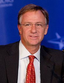 Governor Bill Haslam, (R) Tennessee
