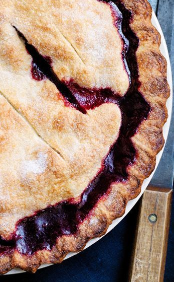 Cranberry pie recipe: This would be at home on any Thanksgiving table.