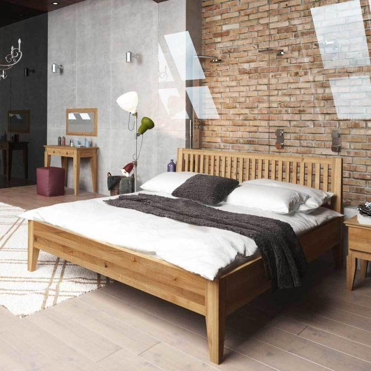 Schlafzimmer holz massiv  Die besten 25+ Schlafzimmer massivholz Ideen auf Pinterest | Bett ...