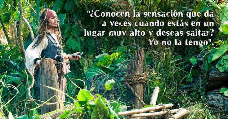 Las frases de Jack Sparrow, fuente de sabiduría | Disney Blogs
