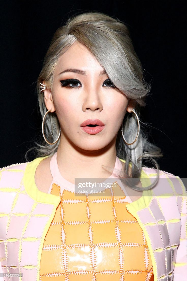 Lee Chae-rin aka CL | Celebrity bangs, Haircuts with bangs