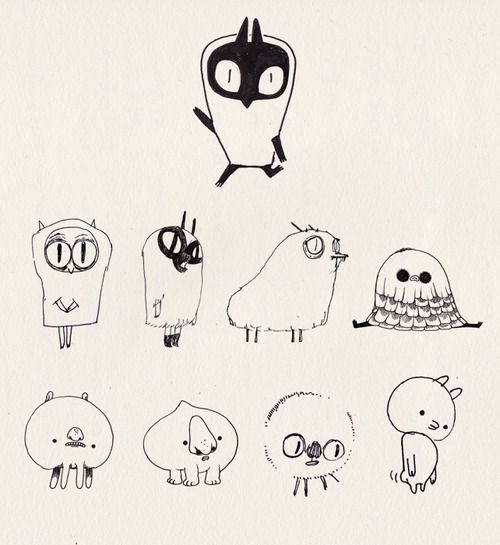Some creepy design ÒvÒ