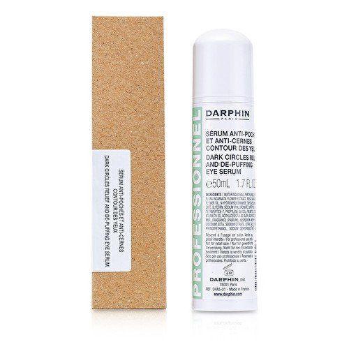 Darphin Dark Circles Relief & De-Puffing Eye Serum (Salon Size) 50ml