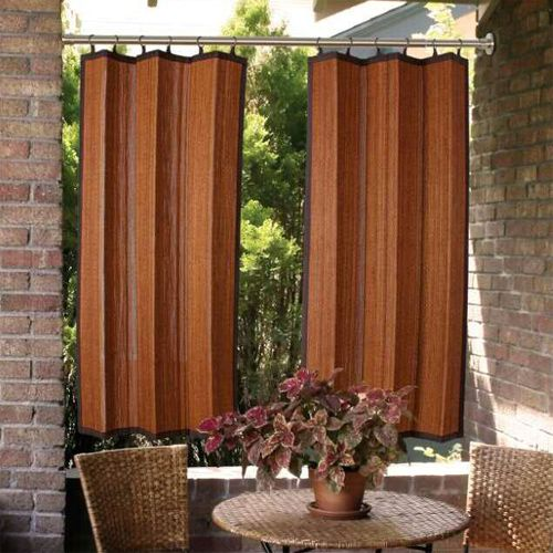 51 Best Outdoor Curtain Panels And Drapes Images On