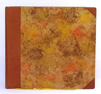 Agnez07.  Škrobové barvy.  Starch powder colours.