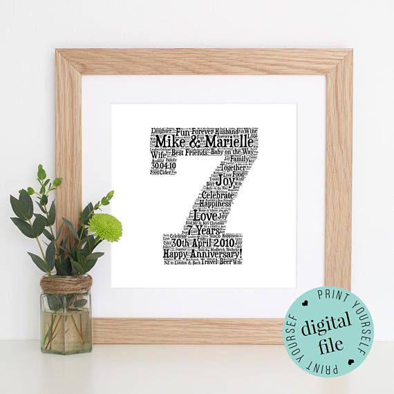 7th Wedding Anniversary Gift: Best 25+ 7th Wedding Anniversary Ideas On Pinterest