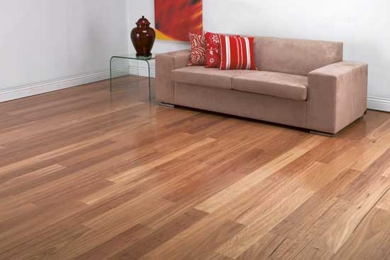 'Blackbutt' Timber Flooring - Designed to transform your home with the beauty and warmth of a natural hardwood timber floor, without the inconvenience of sanding and polishing.