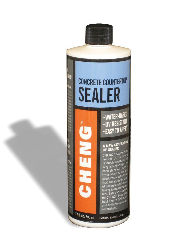 17 best ideas about concrete sealer on pinterest diy concrete vanity top marble vanity tops. Black Bedroom Furniture Sets. Home Design Ideas