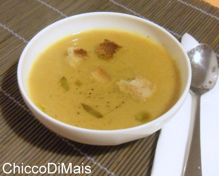 Vellutata di verdure depurativa ricetta light il chicco di mais http://blog.giallozafferano.it/ilchiccodimais/vellutata-di-verdure-depurativa-ricetta-light/