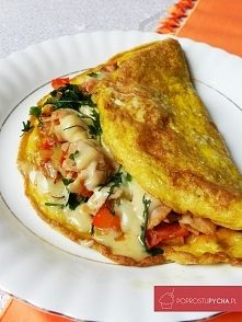 Zobacz zdjęcie Wypasiony omlet