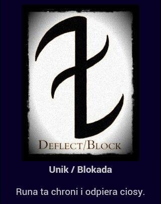 Deflect runes