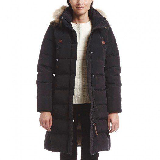 Aigle Cuckmere Parka Navy - Coats - Fashion : Travelling Bazaar