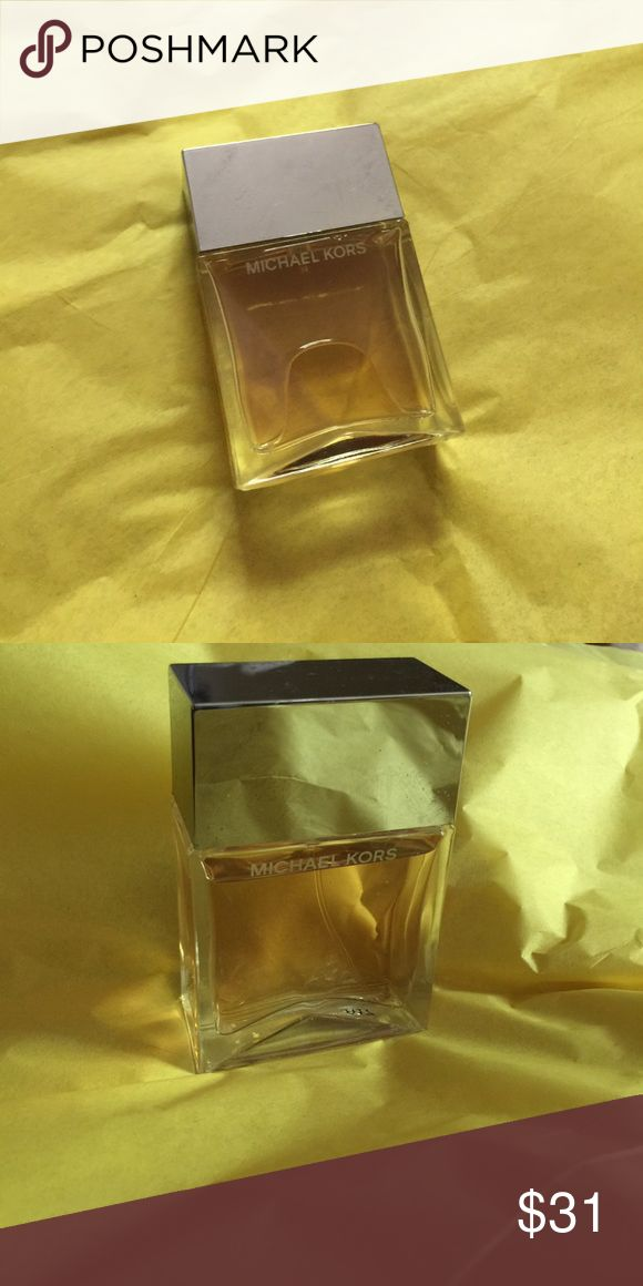 Michael Kors eau de parfum Perfume Only used a few times. Nearly full .Just not my scent anymore. (: feel free to make offers or ask questions Michael Kors Other