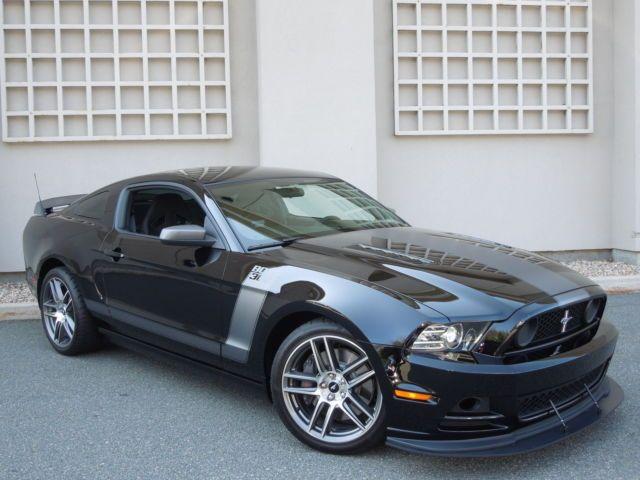 eBay: Ford: Mustang 2dr Cpe Boss 2013 mustang boss 302 laguna seca 1 owner black black only 4 k miles… #ford #mustang usdeals.rssdata.net