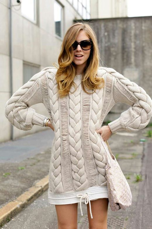 Tips Για Να Φοράμε Σωστά Τα Πλεκτά Φορέματα / Winter Must Have: Knitted Dresses