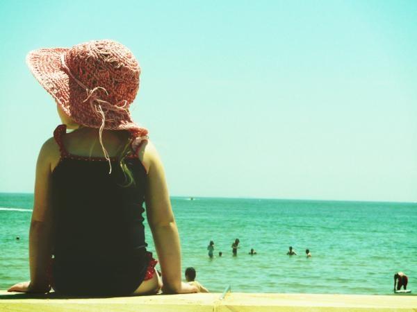 Faith at the Beach