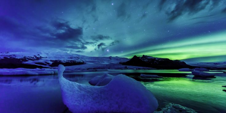 This Time-Lapse Video Makes Iceland Look Like a Science Fiction ...