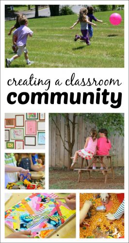 Creating a Classroom Community - Why a classroom community is important, how…