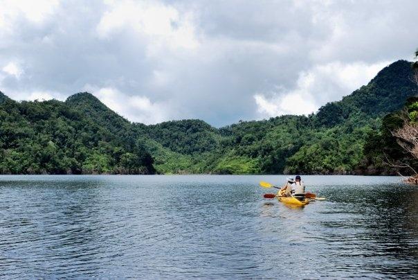Twin Lake, Dumaguete City