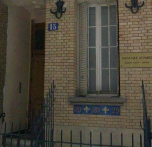 CHAPELLE SAINT-AIGNAN (PARIS) - Tombes Sépultures dans les cimetières et autres…