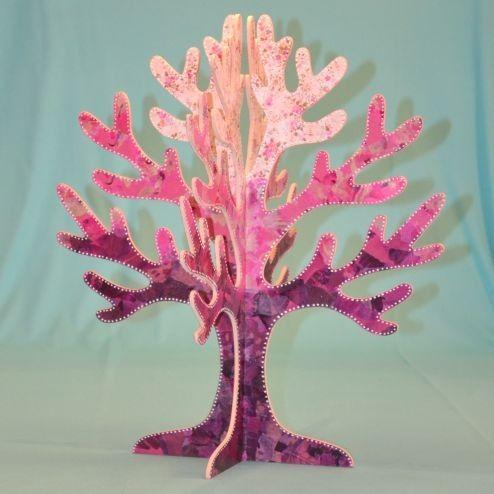 Knutselidee Juwelenboom howto