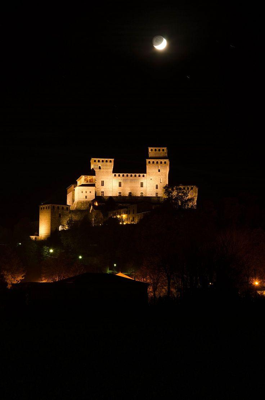 Castello di Torrechiara, Parma, Italy Emilia Romagna