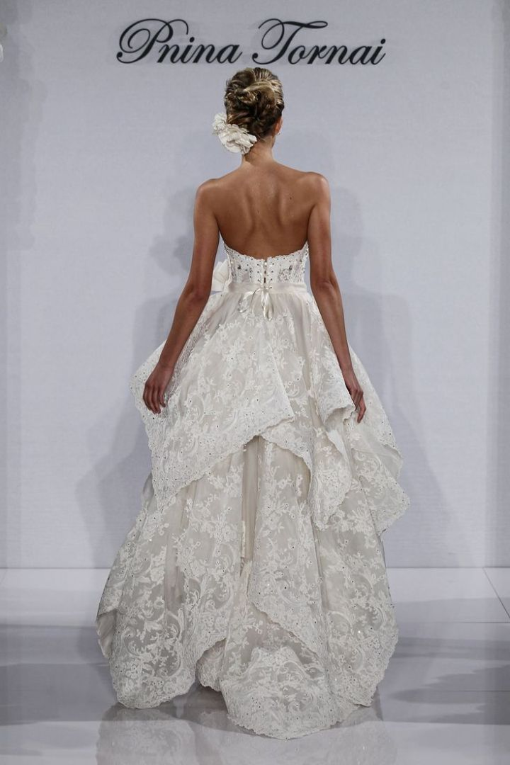 32 Best Pnina Tornai Wedding Dresses Images On Pinterest