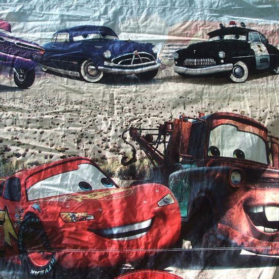 Cars Themed Bouncy Castle  #Cars #bouncycastle #castle #inflatables #jumpingcastle #toys #play #kids