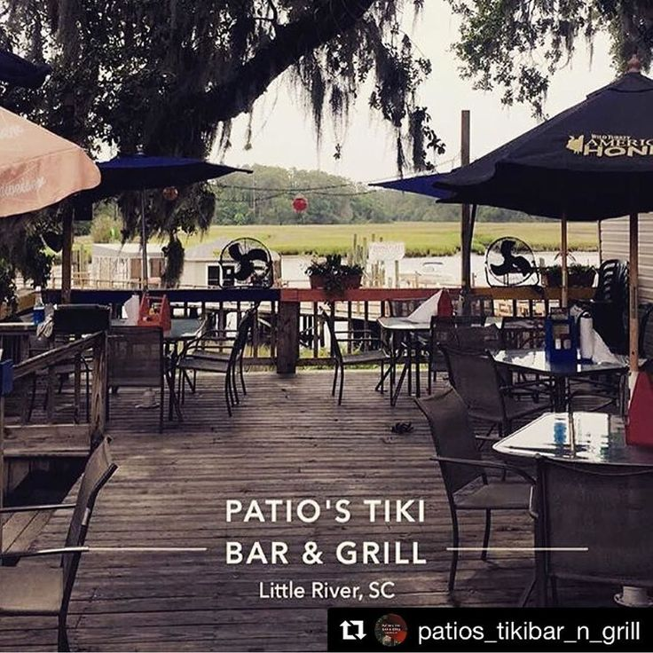 Have I Mentioned Our #Waterfront #Restaurants Yet? Because Theyu0027re Great.  #Repost @patios_tikibar_n_grill: Canu0027t Get Much More Relaxing Than This U2026