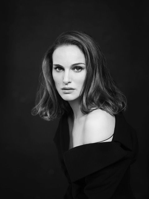 Natalie Portman photographed by Jason Bell for the September 2016 issue of Vanity Fair.