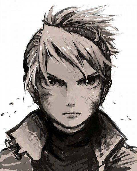 Riza Hawkeye. FMA. Seriously I don't have a board for this?!