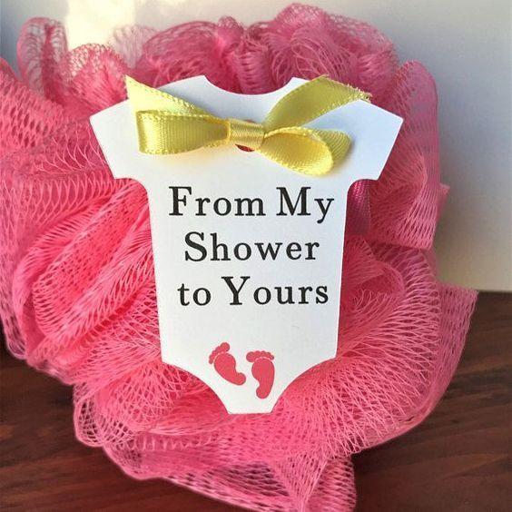 Von meiner Dusche zu Ihrer Babypartybevorzugung Umbauten 2.5 #BridalShowerFavors