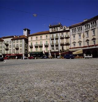 Piazza Grande - Locarno, Ticino