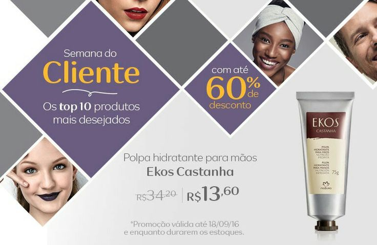 Compre com toda segurança no meu espaço natura entrega para todo Brasil http://rede.natura.net/espaco/verakarlos