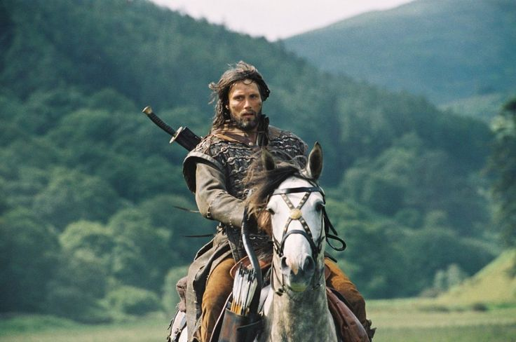 King Arthur - Tristan