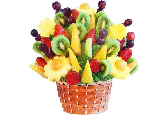 40 best images about centros de mesas con frutas on - Decoracion de frutas ...