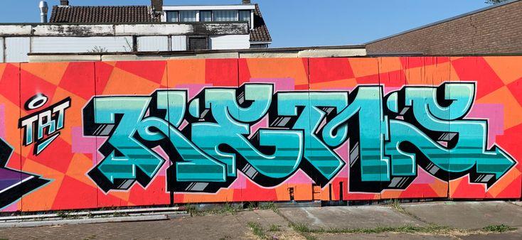 kems graffiti trt holland 2020 in 2020