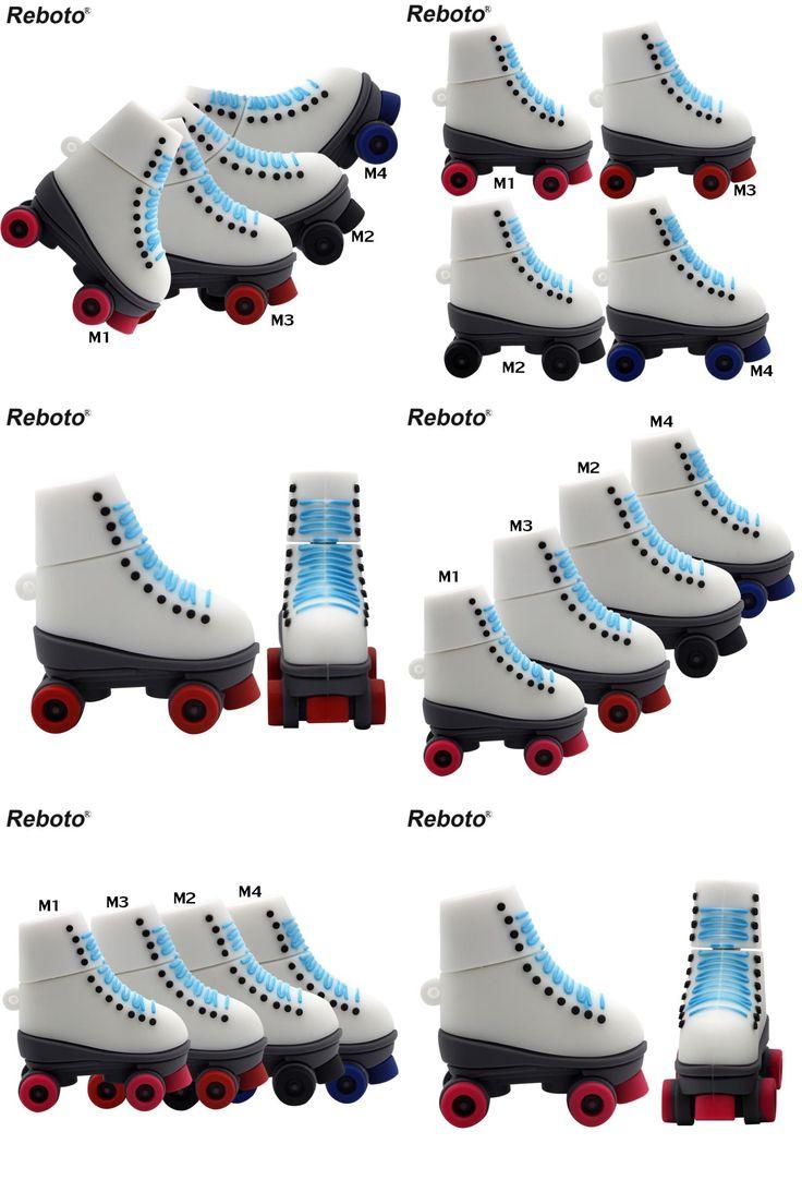 [Visit to Buy] Fashion Ice Skates Pen Drive USB flash Drives Genuine pendrive 4GB 8GB 16GB 32GB Roller Skates Shoes USB Flash Disk memory stick #Advertisement