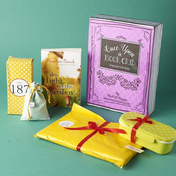 Book of the Month Book subscription box, Book