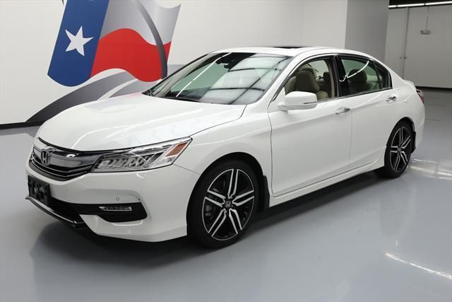 Awesome Awesome 2017 Honda Accord Touring Sedan 4-Door 2017 HONDA ACCORD TOURING V6 SUNROOF NAV REAR CAM 13K #004320 Texas Direct Auto 2018 Check more at http://24cars.tk/my-desires/awesome-2017-honda-accord-touring-sedan-4-door-2017-honda-accord-touring-v6-sunroof-nav-rear-cam-13k-004320-texas-direct-auto-2018/
