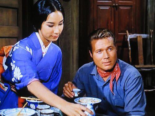 "Asian Stars in TV Westerns: Laramie: ""Dragon at the Door"""