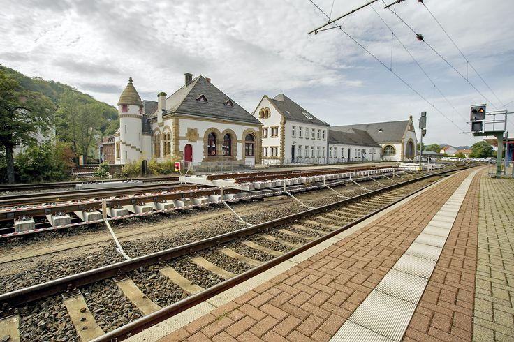 Der Bahnhof in Eisenach. Foto: Sascha Willms