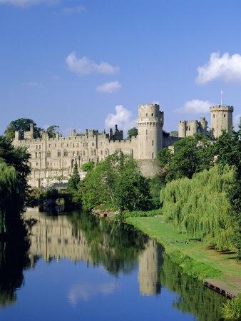 Warwick Castle I love this castle.  It is amazing inside.